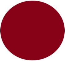 Legno faccio verniciato Rosso