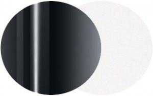 Metallo cromato lucido - Bianco