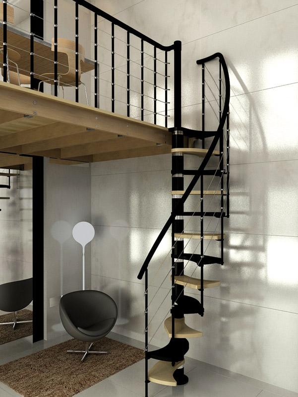 Soppalco in legno e in ferro per abitazioni scale rintal for Rintal scale prezzi