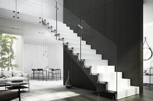 Scale a giorno scale moderne rintal - Configuratore scale interne ...