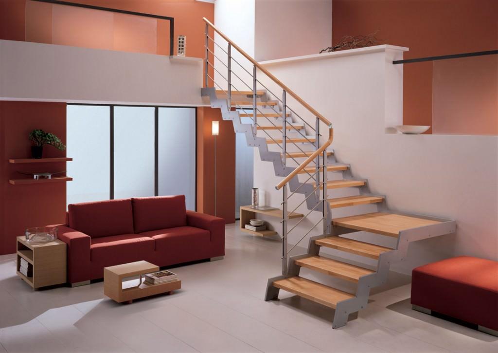 Scala in ferro su misura rintal loft for Rintal scale prezzi