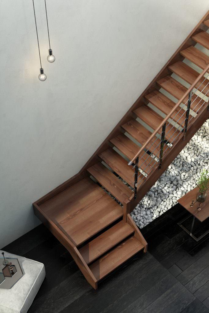 Pedate in legno prezzi scale per interni prezzi con for Gradini in legno massello prezzo