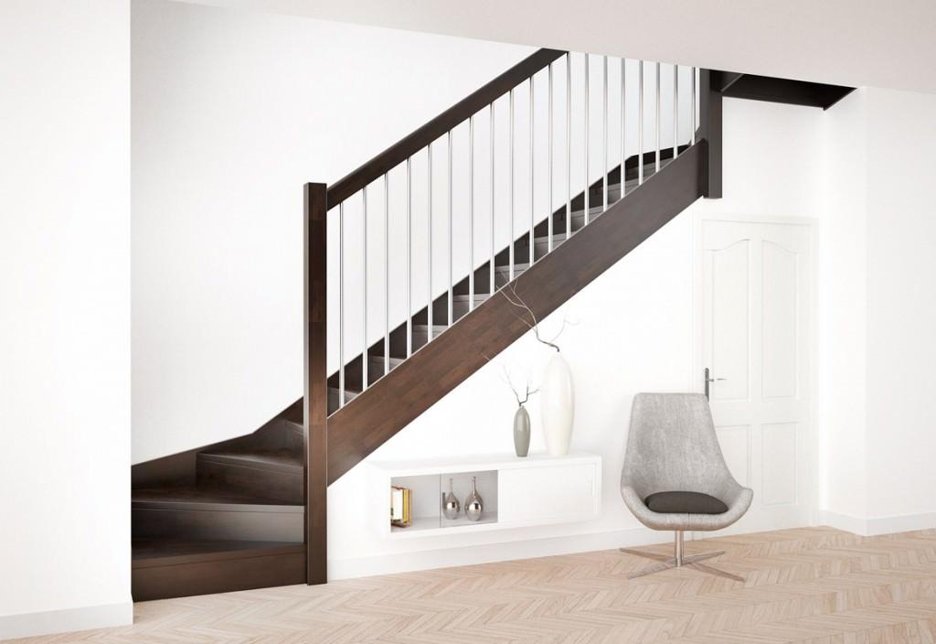 Scala in legno su misura scala legno scale in legno - Scale rintal prezzi ...