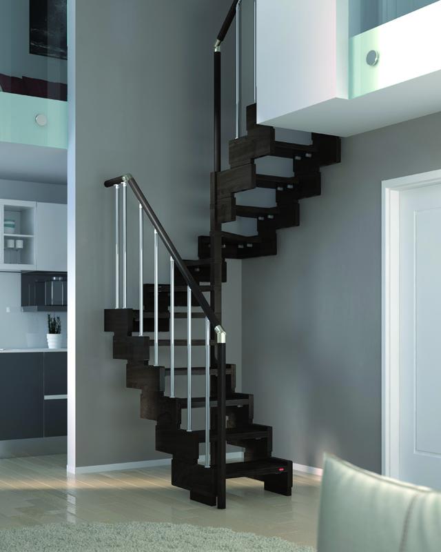 Scala per piccoli spazi dimensioni minime e ridotte for Piccoli spazi
