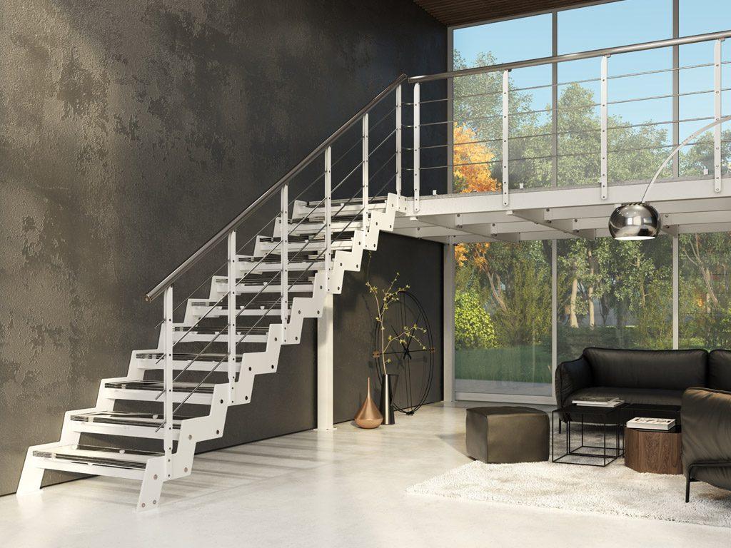Soppalco In Legno Per Esterno soppalco in legno e in ferro per abitazioni | scale rintal