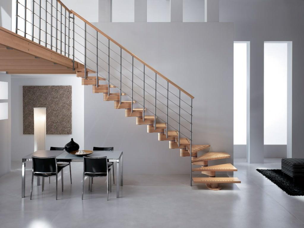 Famoso Soppalco in legno e in ferro per abitazioni | Scale Rintal RH17