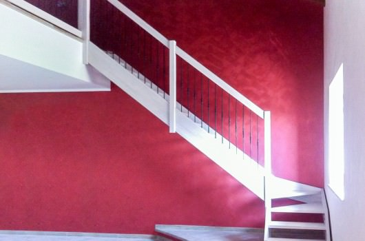 Scala installata a Novara