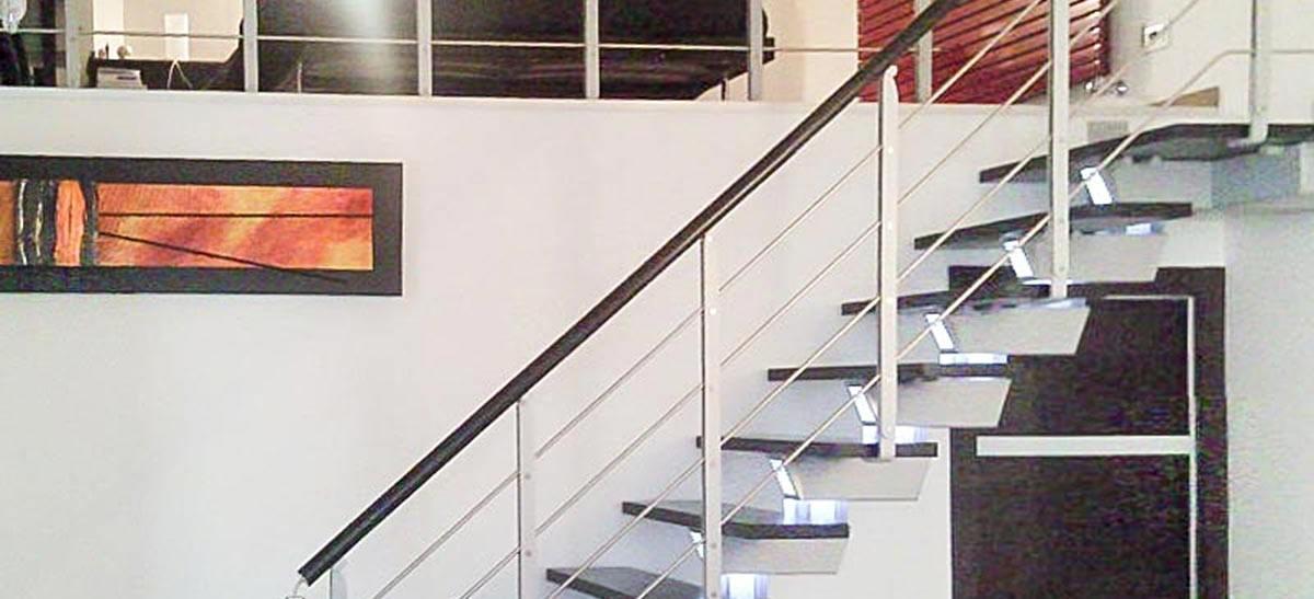 Scala installata a Chieti