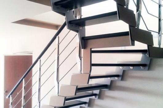 Scala installata a Udine