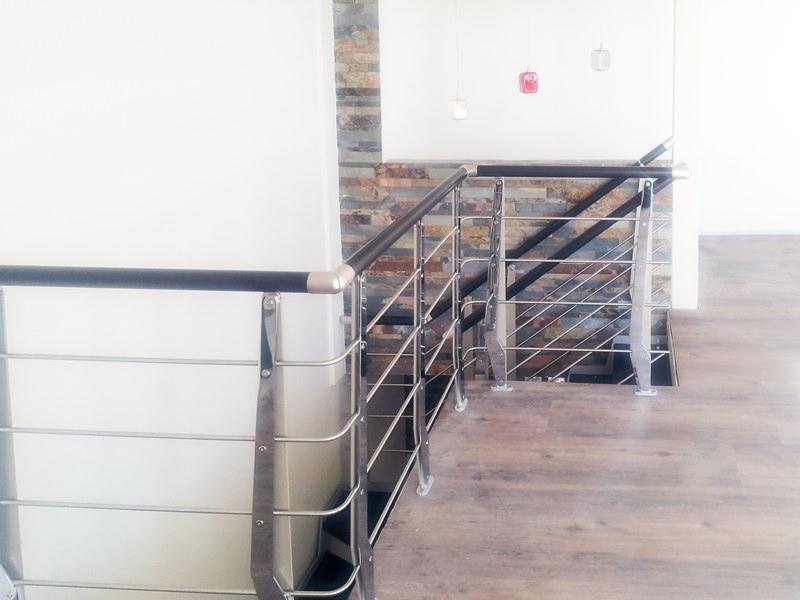 Moderno archivi rintal - Ringhiera scale interne ...
