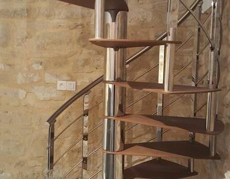 Guarda tutte le realizzazioni di scale della tipologia scale a chiocciola rintal - Tipologia di scale ...
