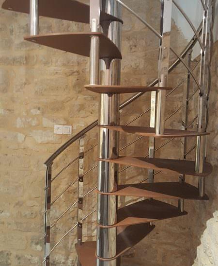 Scala installata a Rimini