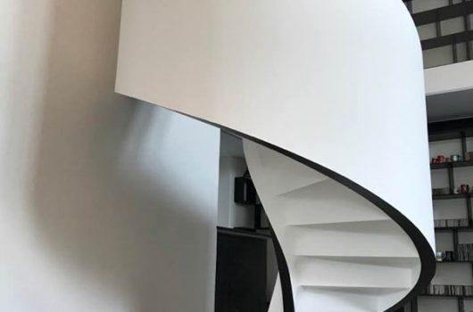 Scala installata nella provincia di Varese