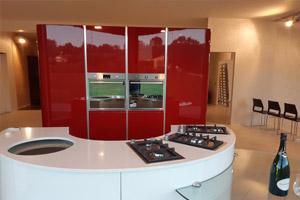 Cucine in esposizione c/o Umbra Design