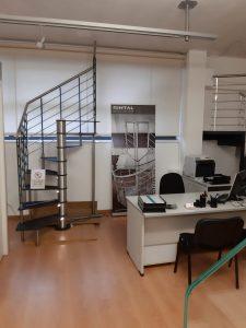 Esposizione di scale a Milano