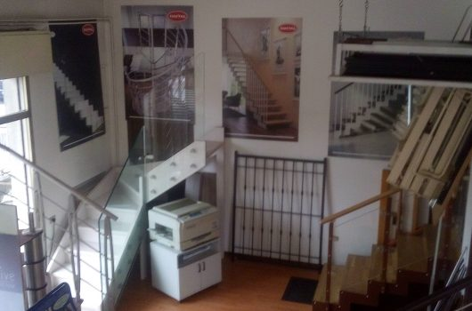 Showroom di scale a Ravenna
