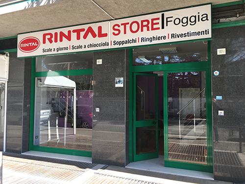 Foto degli esterni dello showroom di Scale di Foggia